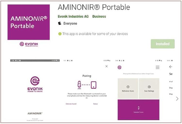 Aminonir Portable