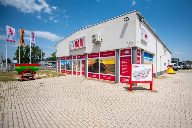 HABI üzlet Hódmezővásárhely