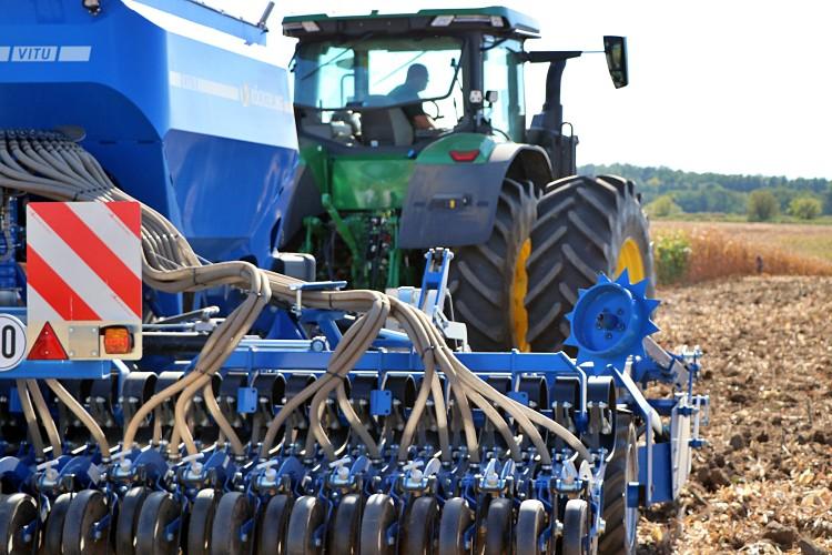 Mezőgazdasági precíziós technológia