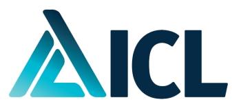 ICL cég logó